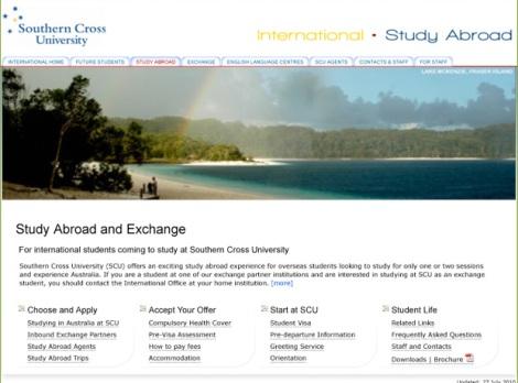International Study Abroad
