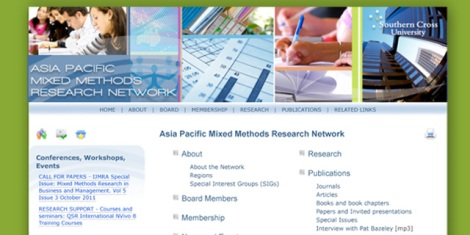Asia Pacific Mixed Methods Research Network