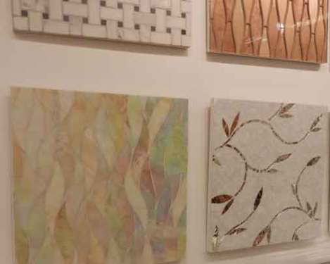 Beautiful tiles from NY