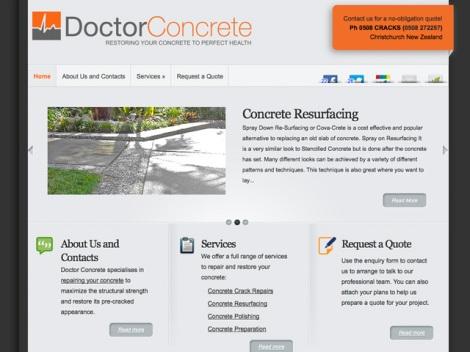Doctor Concrete