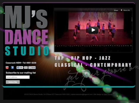 MJs Dance Studio