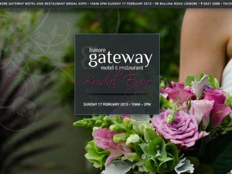 Lismore Gateway Motel Bridal Expo